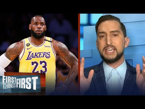 LeBron's Lakers should repeat, offseason moves will only help — Nick   NBA   FIRST THINGS FIRST