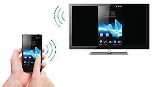 Беспроводное подключение планшета/ смартфона на Андроид к телевизору с помощью Miracast.(Как подключить планшет/ смартфон на Андройде к телевизору с помощью Miracast. - http://pk-help.com/network/android-tv-miracast/, 2015-07-13T19:19:09.000Z)