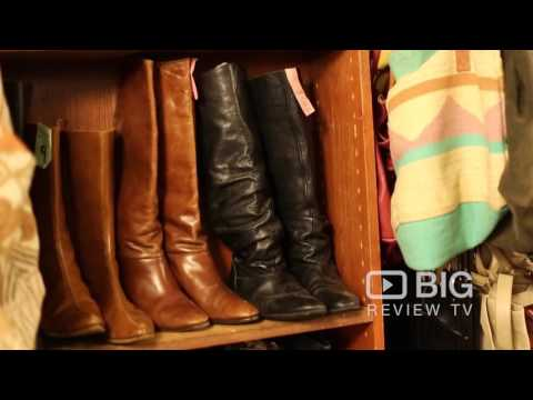 Monk Thrift Shop a Vintage Clothing Stores in New York offering Retro Clothing