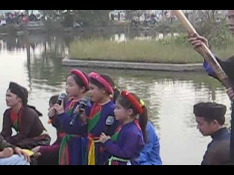 Quan họ - A Vietnamese folk music style