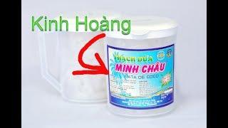 Thạch Dừa Minh Châu- Nỗi Ám Ảnh Kinh Hoàng
