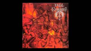 Vital Remains-Dechristianize (With Let The Killing Begin Intro) [W/ Lyrics]