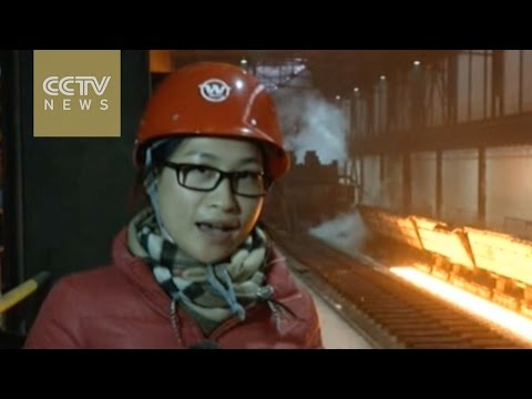 Steel factory workers feel the brunt of China's job cuts