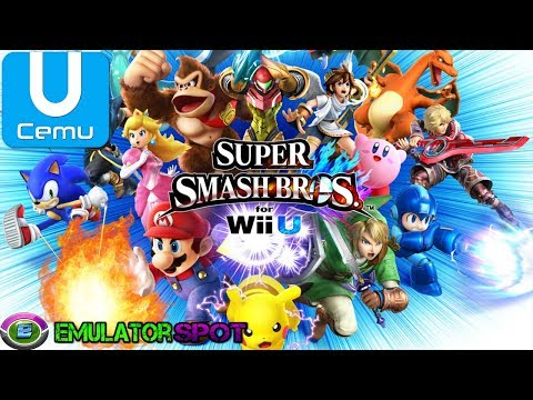 Super Smash Bros  U - CEMU Wiki