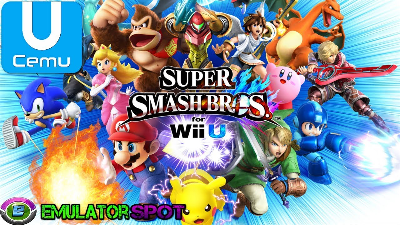 Super Smash Bros U Cemu Wiki