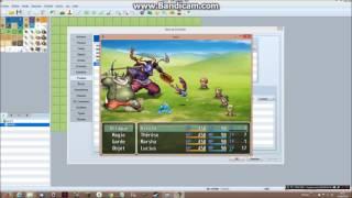 Utilisation basique du plugin Animated Sideview Ennemis de Yanfly
