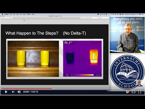 Thermal Imaging for Home Inspectors with John McKenna