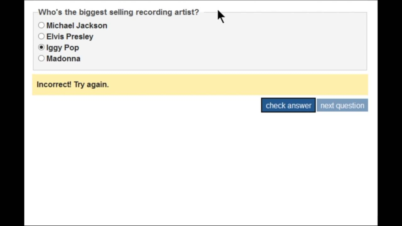Provide helpful error messages | Online Accessibility