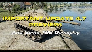 Download lagu Update 4 7 Preview T69 Gameplay WORLD OF TANKS CONSOLE MP3