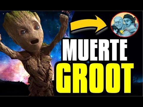 Por qué Baby Groot deja de bailar frente a Drax + Muerte de Groot