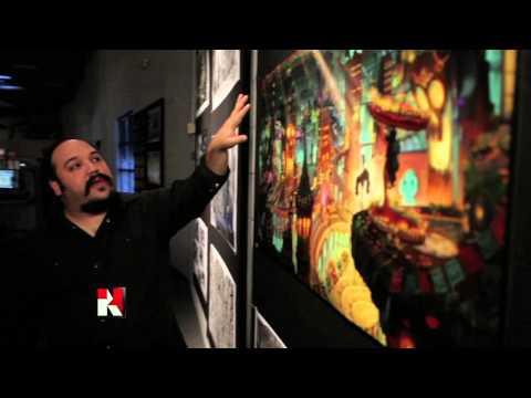 """Entrevista: Jorge R. Gutierrez Y Sandra Equihua """"Book Of Life"""""""