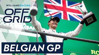 Williams: Off Grid | Belgian Grand Prix | Williams Racing