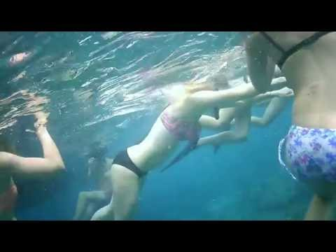 Gili Islands Indonesia  - Snorkeling With The Mermaids