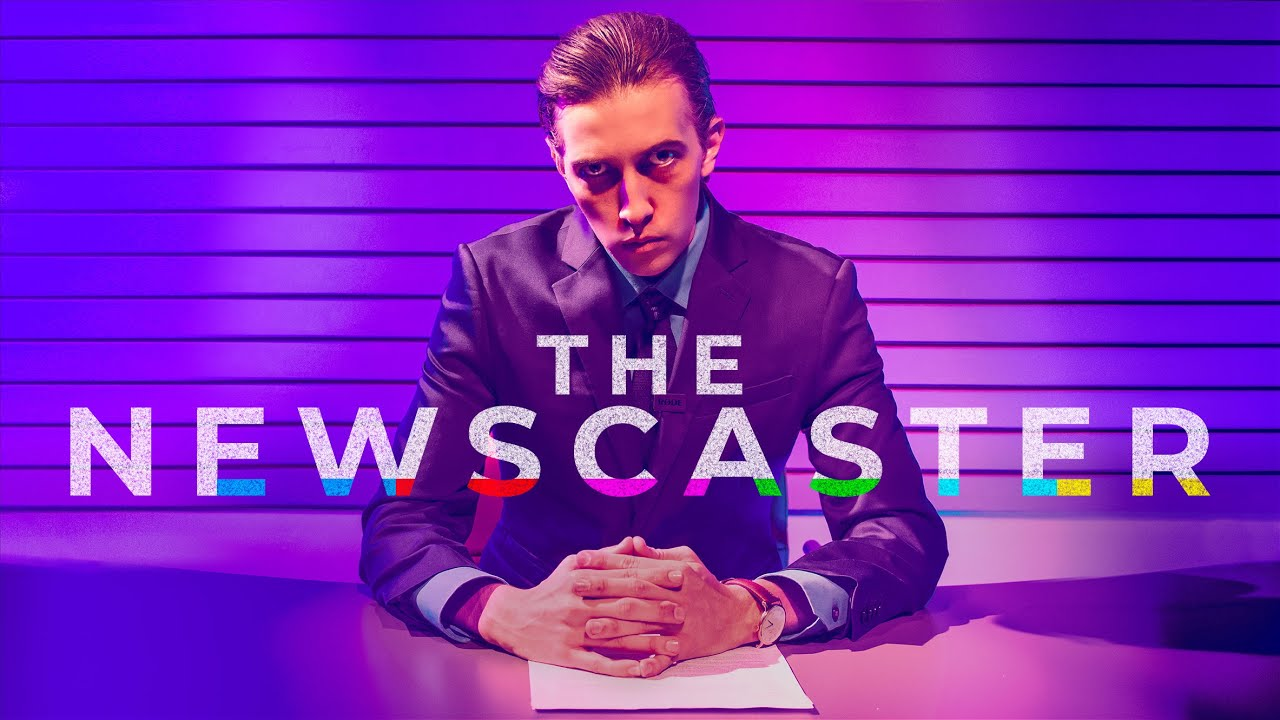 """""""THE NEWSCASTER"""" - Short Film (Official Video)"""