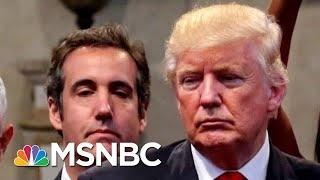 Buzzfeed: President Trump Told Cohen To Lie About Moscow Trump Tower Plans | Velshi & Ruhle | MSNBC