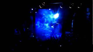 Dir En Grey tour 2011 dallas  Pt.1 The Birthday massacre
