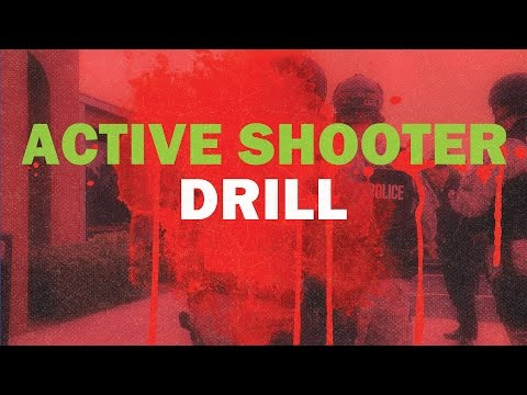 Active Shooter Drill Coastal Pines Technical College