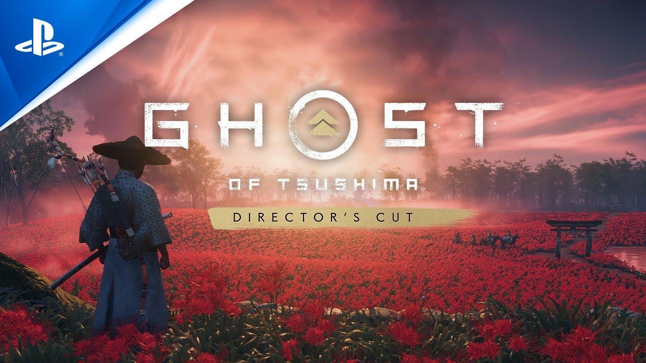 Ghost of Tsushima Directors Cut - Trailer de Anúncio   PS4, PS5