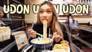 Food Adventure in Hawaii ft. Poke bowls, Five Guys burgers & Marukume Udon!