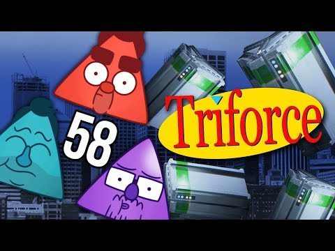 Triforce! #58 - A Serious Podcast