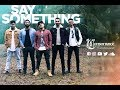 SAY SOMETHING CONSONANCE ENTERTAINMENT Tamil Mashup Justin Timberlake Ft Chris Stapleton mp3