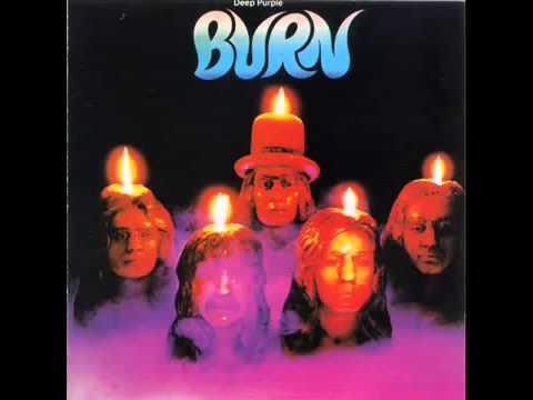 Deep Purple - Burn [FULL ALBUM]
