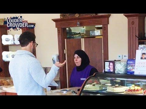 HIDDEN CAM: #GayWeddingCakes at Muslim Bakeries?