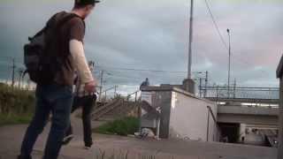 Skateboarding 2011, video report (катание на скейте 2011)