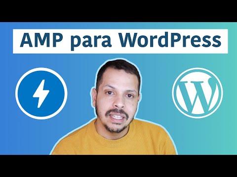 Plugin AMP para WordPress em 2020