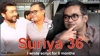 Suriya 36 is the only movie I wrote script for 6 months - Selvaraghavan Interview    Suriya   Kamal