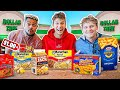 Who Makes The Best Dollar Store Meal