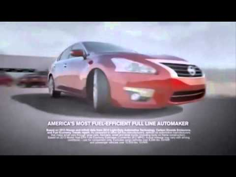 2015 Nissan Altima Commercial Song Ennio Morricone Youtube