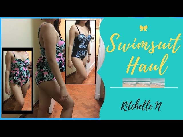 Swimsuit Try On Haul Philippines + Review | SHOPEE