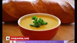 видео Готуємо овочевий суп для дітей