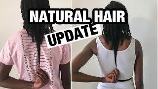 Natural hair UPDATE
