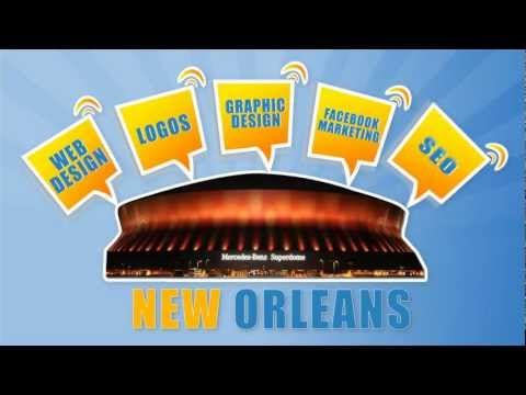 SEO Company in New Orleans Offers Web Design
