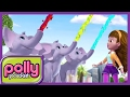 Polly Pocket | Cupcake Clash Full Episode Compilation | 1 Hour | Cartoons for Children