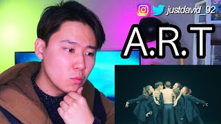 BTS (방탄소년단) 'Black Swan' Art Film performed by MN Dance Company [KOREAN REACTION]
