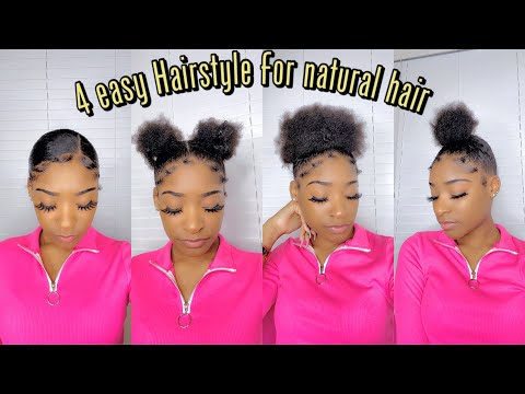 4-simple-cute-hairstyle-for-short-natural-hair