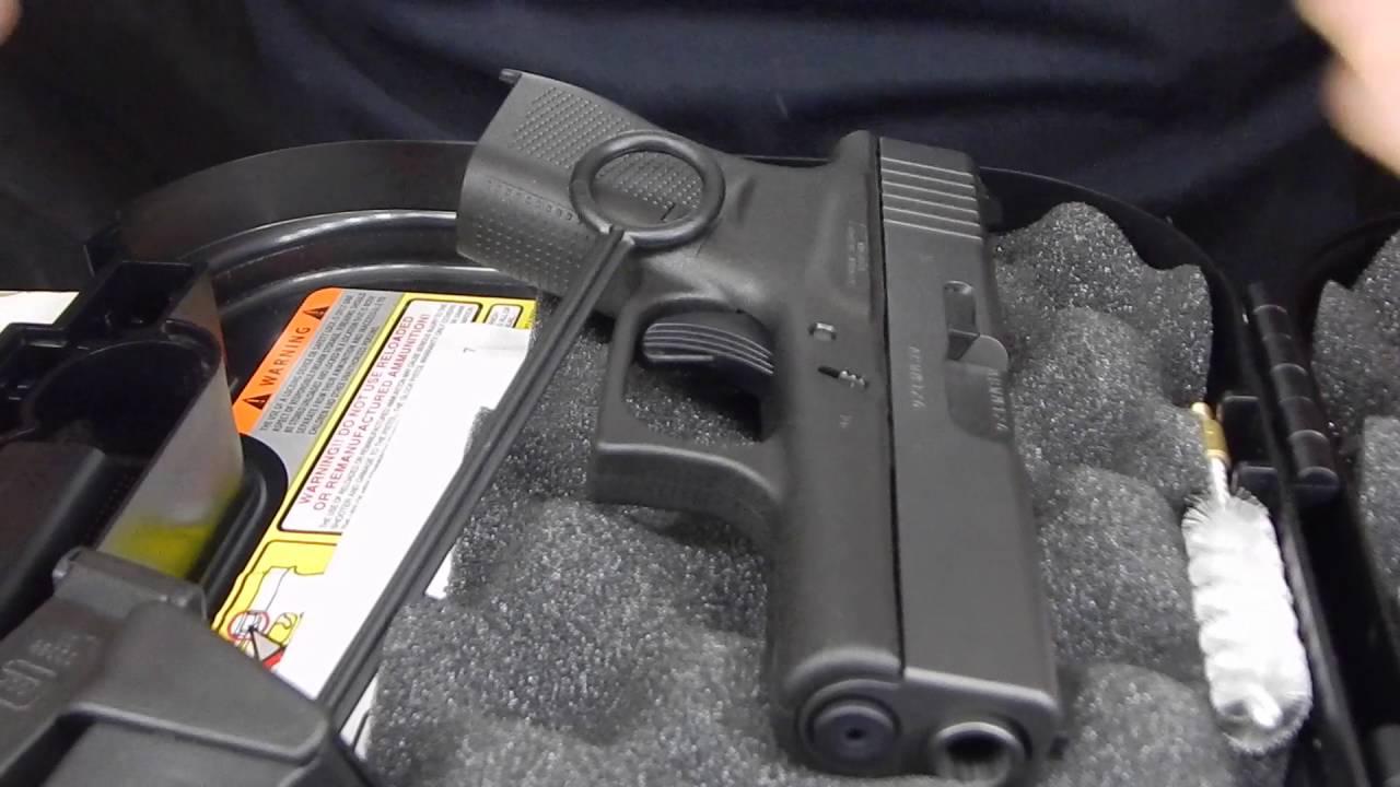 glock 43 talo review youtube