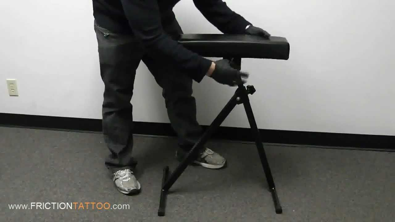 elite armrest review made by friction tattoo supply youtube