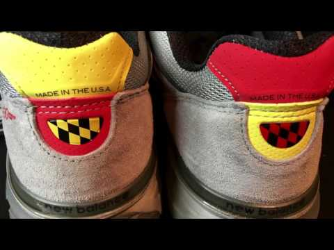 New Balance DMV 990 Review/First Look