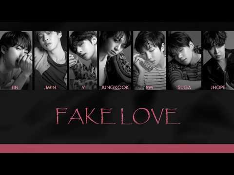 [認聲韓中字] BTS防彈少年團 - 'FAKE LOVE'