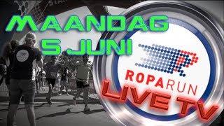 Roparun LIVE TV | Maandag 5 juni