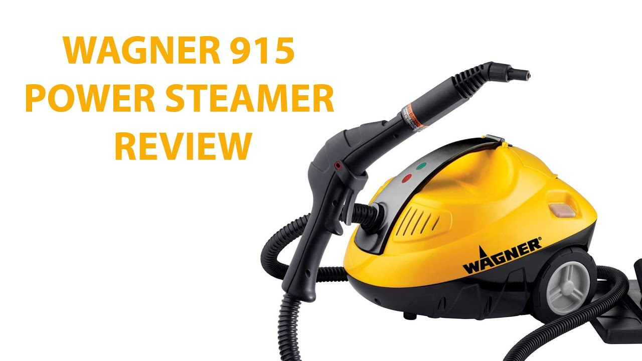 Wagner 915 On Demand Power Steamer Review
