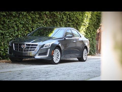 2015 Cadillac CTS - Review and Road Test