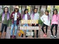 MUST HAVE FALL OUTFITS 2018. 🍂 TWEEN GIRL FALL LOOK BOOK