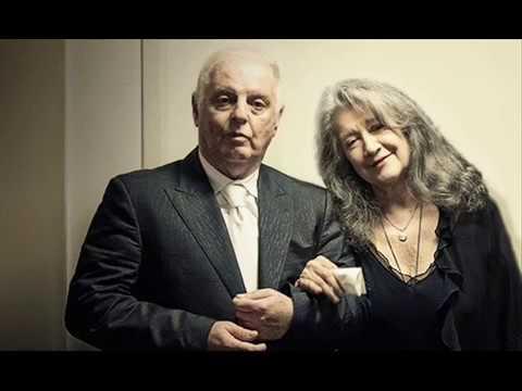 Argerich & Barenboim | Bizet: Jeaux d'Enfants op.22 - Live 2017