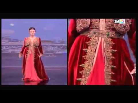 défilé Caftan 2014- Amel Belcaid - YouTube 6544a88db6f