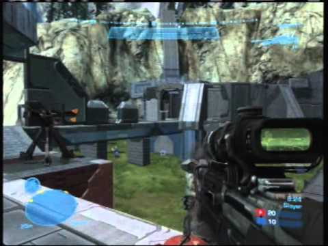 Halo Reach Gameplay Spotlight FEARME4IAMD3ATH Rampage Perfection